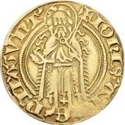 1 Goldgulden - Johann II. von Nassau (Bingen) – avers
