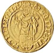 1 Goldgulden - Konrad III. von Dhaun – avers