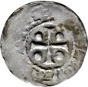 1 Pfennig - Arnulf von Kärnten – avers