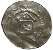 1 Pfennig - Heinrich II – avers