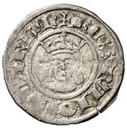 Dinero Jacques II – avers