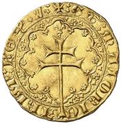 Real Pierre IV fleur de lis – revers