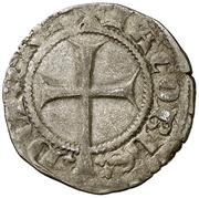 Dinero Jacques II – revers