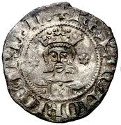 Dinero Jacques III – avers