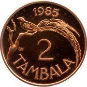 2 tambala – revers