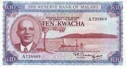 10 Kwacha – avers