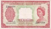 10 Dollars – avers