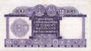 100 Dollars – revers