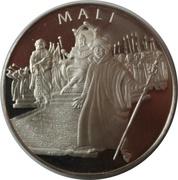 UN medallion - Mali – avers