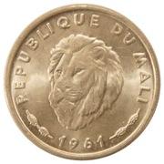 25 francs maliens – avers