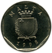 5 cents – avers