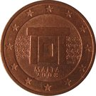 2 cents d'euro – avers