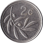 2 cents -  revers