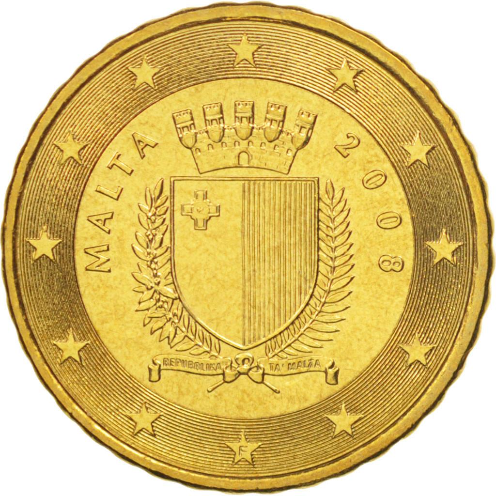 10 Cents Deuro Malte Numista