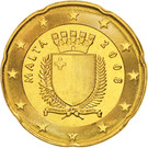 20 cents d'euro – avers