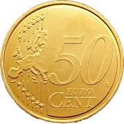 50 cents d'euro -  revers