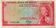 10 Shillings (1967) – avers