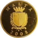 50 euros Auberge de Castille – avers