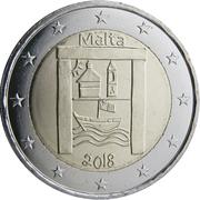 2 euros L'héritage culturel -  avers
