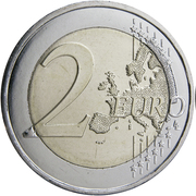 2 euros L'héritage culturel -  revers