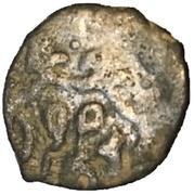 Fals - al-Ashraf Sha'ban II (Bahri dynasty - Dimashq Mint) – revers