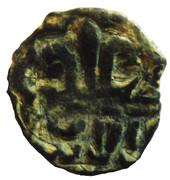 Fals - al-Ashraf Sha'ban II (Bahri dynasty - Trablus Mint) – revers