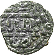 Fals - al-Ashraf Sha'ban II (Bahri dynasty - Hamah Mint) – avers