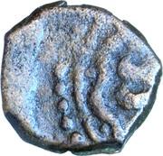 Fals - al-Ashraf Sha'ban II (Bahri dynasty - Halab Mint) – revers