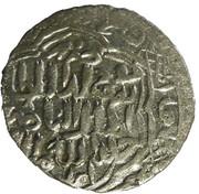 Double Dirham - al-Nâsir Hasan (Bahri dynasty - Amida Mint) – avers
