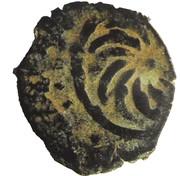 Fals - al-Nāṣir Muhammad I (Bahri dynasty - Hamah Mint) – revers