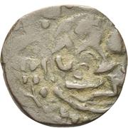 Fals - al-Manṣūr ʿAlī II (Bahri dynasty - Hamah Mint) – revers