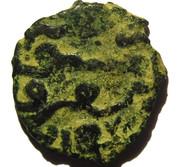 Fals - al Zahir Barquq (Burji dynasty - Dimashq mint) -  revers
