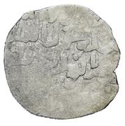 Fals - al-Manṣūr Qala'un (Bahri dynasty - Hamah Mint) – avers