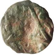 Fals - al-Mansûr Muhammad II - 1361-1363 AD (Bahri dynasty - Dimashq Mint) – revers