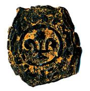 Fals - al-Nasir Faraj (Burji dynasty  - Halab Mint) – revers