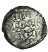 Dirham- al-Nāṣir Muhammad I (Bahri dynasty) – avers
