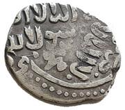 Dirham - Qala'un ( al- mansur says al Din)dynasty- Al- iskandariya mint Double hit – avers