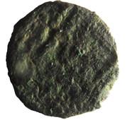 Fals - al-Nāṣir Muhammad I (Bahri dynasty - Dimashq Mint) – revers