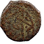 Fals - al Zahir Barquq (Burji dynasty - Dimashq mint) – revers