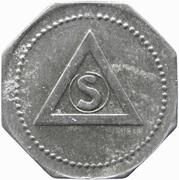 10 pfennig - Mannheim (Stotz & Cie) -  revers