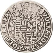 ½ Thaler - Volrat VI., Jobst II. and Wolfgang III. – avers