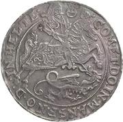 1 Thaler - Volrat VI., Jobst II., Wolgang III. and Bruno III. – revers