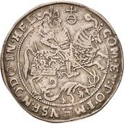 ¼ Thaler - Volrat VI., Jobst II., Wolfgang III. and Bruno – revers