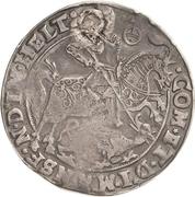 ½ Thaler - Volrat VI., Jobst II., Wolgang III. und Bruno III. – revers