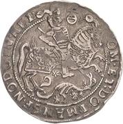 ¼ Thaler - Volrat VI., Jobst II., Wolgang III. und Bruno III. – revers
