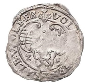 12 Kreuzer - Volrat VI., Philipp Ernst, Albrecht Wolff (Kipper) – avers
