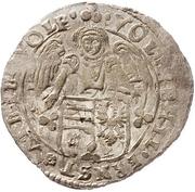30 Kreuzer - Volrat VI., Philipp Ernst, Albrecht Wolff – avers