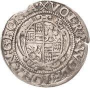 1 Groschen - Volrat VI., Wolfgang III. and Johann Georg – avers