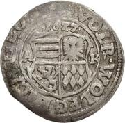 1 Groschen - Volrat VI., Wolfgang III. and Johann Georg II. (Zwittergroschen) – avers