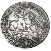 ⅓ Thaler - Franz Maximilian & Heinrich Franz – avers